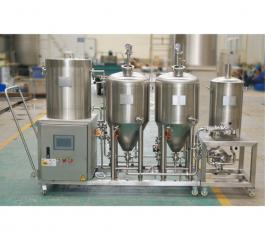 微型精酿啤酒设备