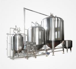 WEMAC-III型三罐法自控酵母纯种扩培系统