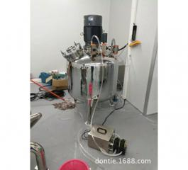 不锈钢搅拌罐 反应釜 电加热反应釜 食品反应釜设备