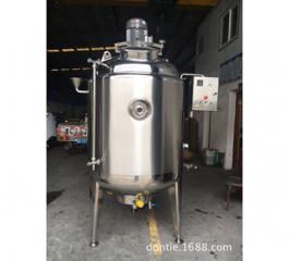 不锈钢真空乳化罐易胜博官网网站乳化桶高速配料桶不锈钢高速搅拌成套设备
