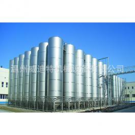 不锈钢大型啤酒发酵罐