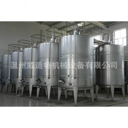 蓝莓酒不锈钢发酵罐