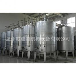 藍莓酒不(bu)銹鋼發(fa)酵罐