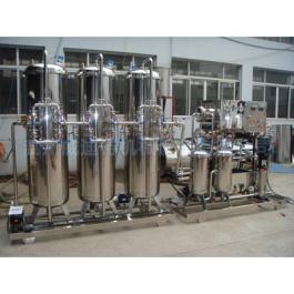 3吨RO反渗透水处理设备