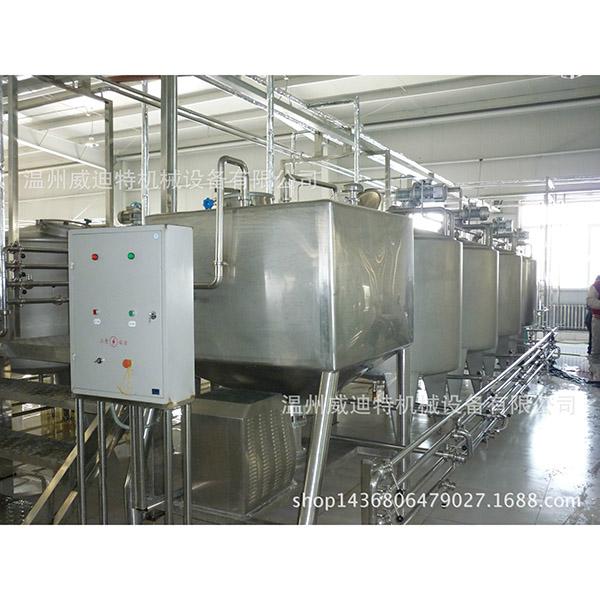 果醋饮料生产线